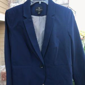 Worthington women's blazer in blue